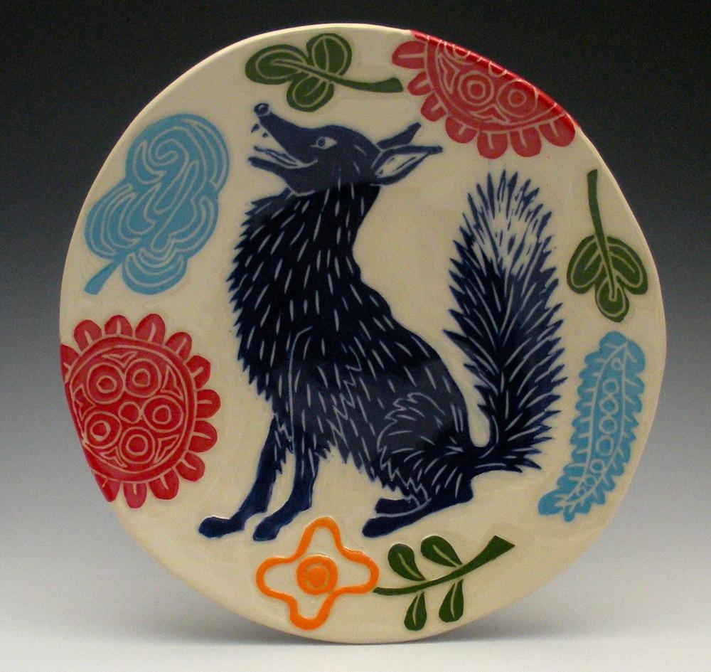 FOX PLATE