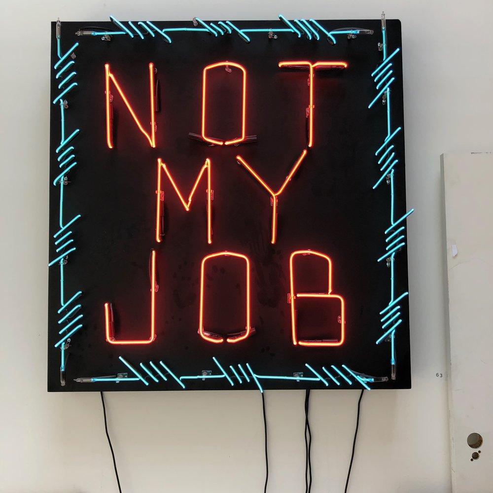 Anika Chasuk - Not My Job