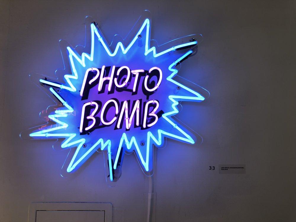 Linda Bracey - Photo Bomb