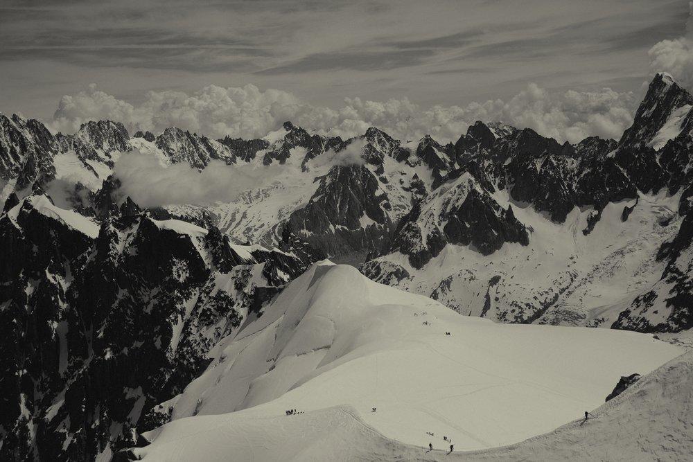 Aiguille du Midi-3842m