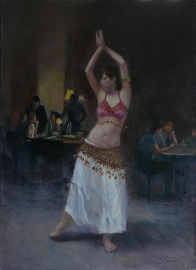 The Dancer <br> 舞者 - 林彥甫