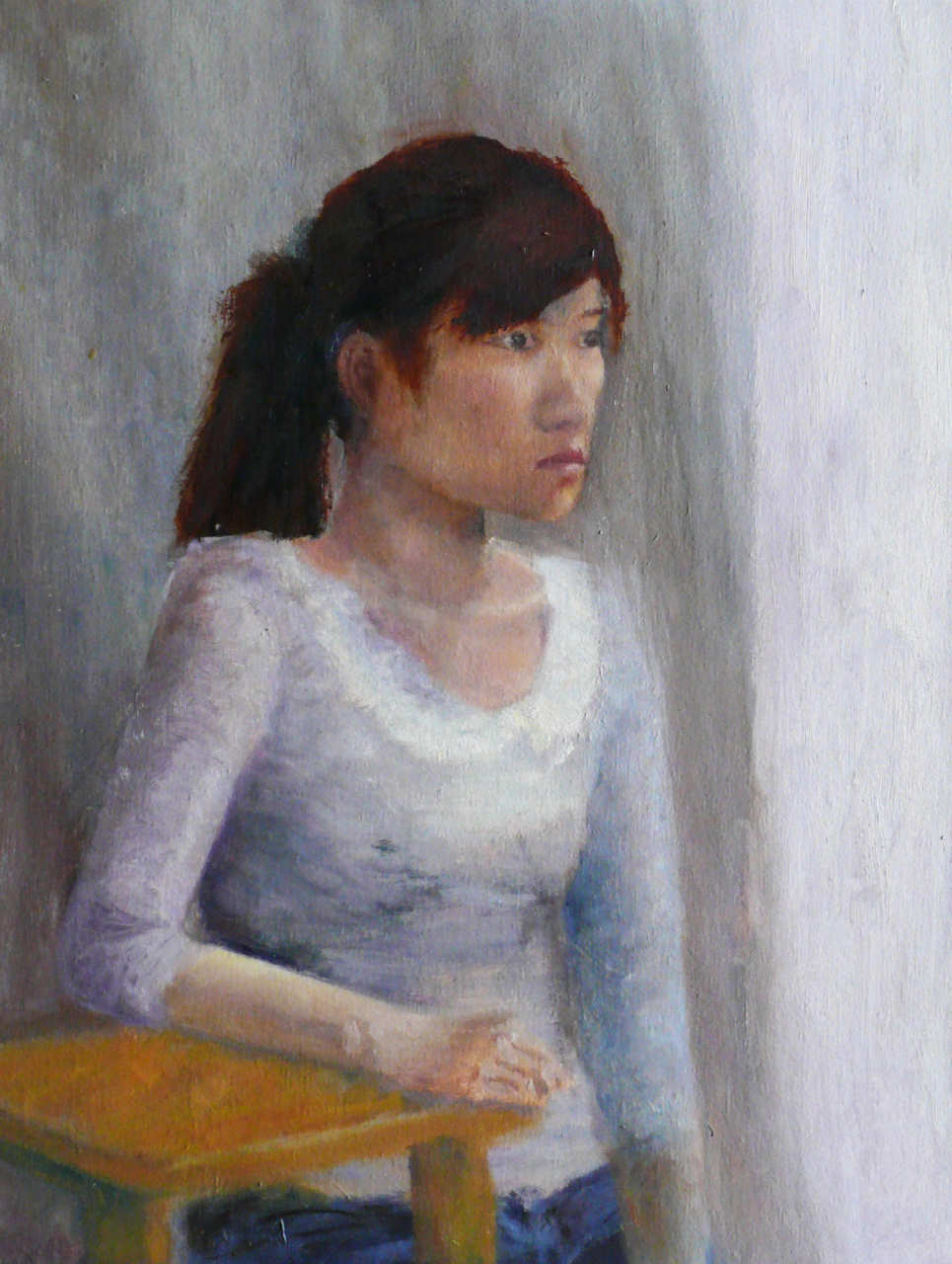 Oil on canvas. 2011