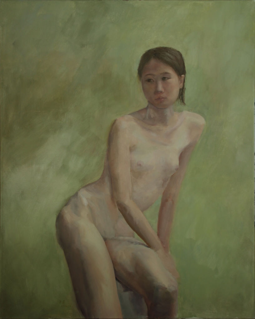 Oil on canvas. 30F (91.0×72.5 cm) 2013