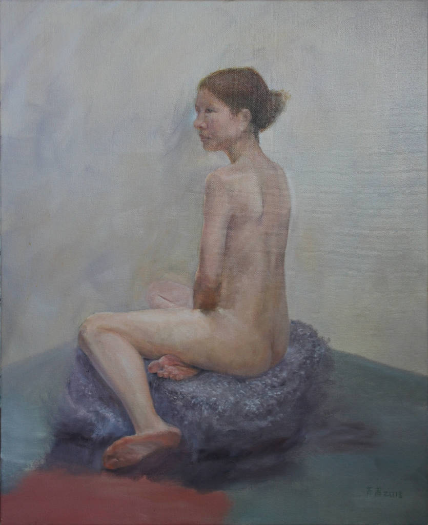 Oil on canvas. 25F (80.0×65.0 cm) 2013