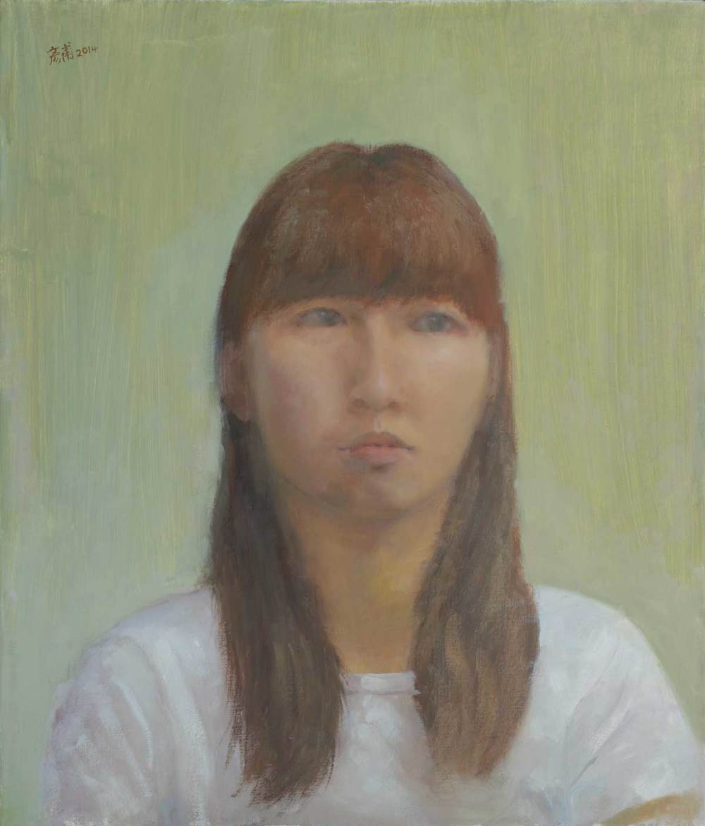 Oil on canvas. 10F (53.0×45.5 cm) 2014