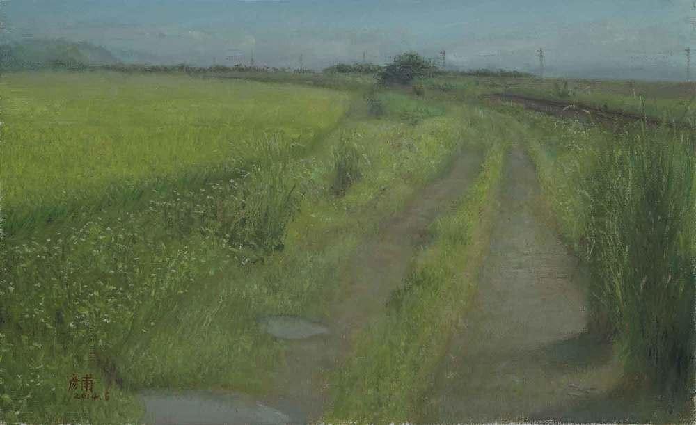 The Road not Taken <br>田間幽徑 - 林彥甫