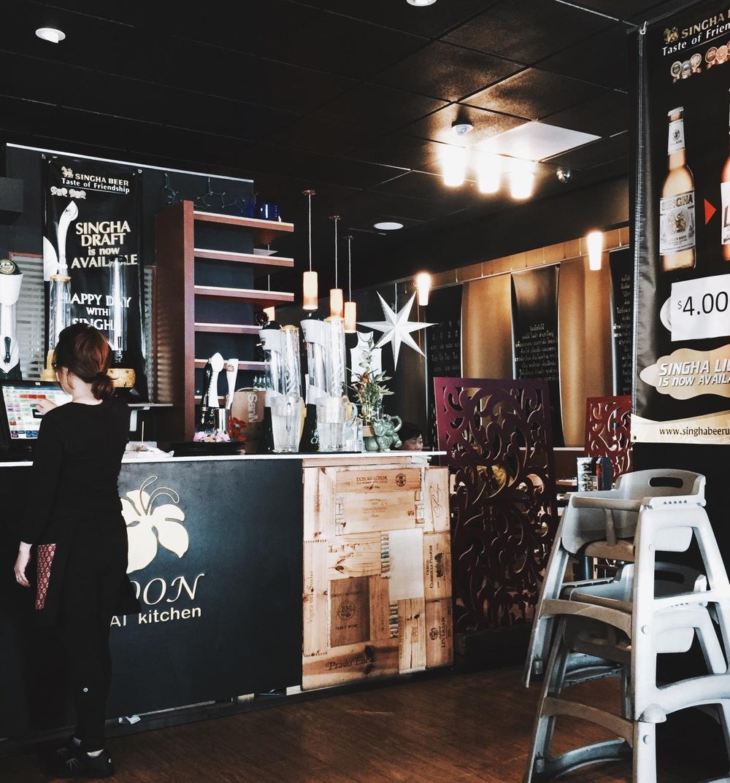Koon Thai Kitchen | San Diego Koon Thai Kitchen Melinda Wang