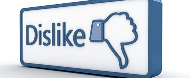 Facebook Dislike Button may never come.