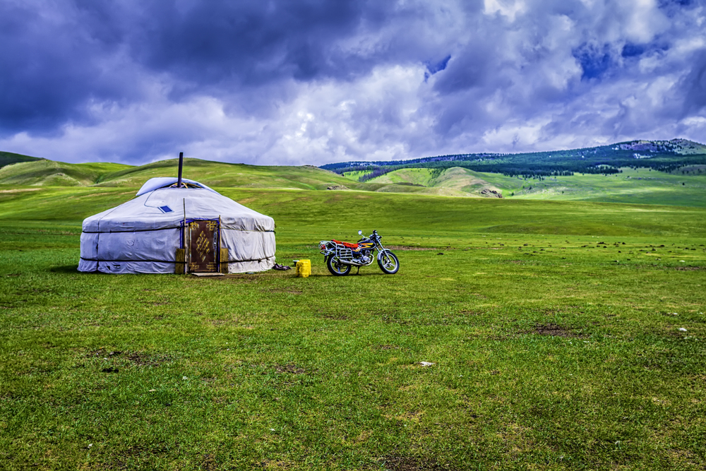 Home on the Steppe