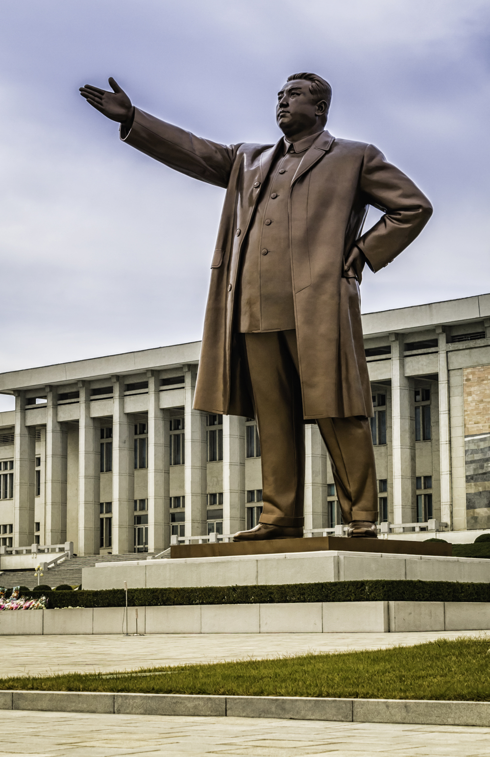 Mansudae Grand Monument of Kim Il-sung