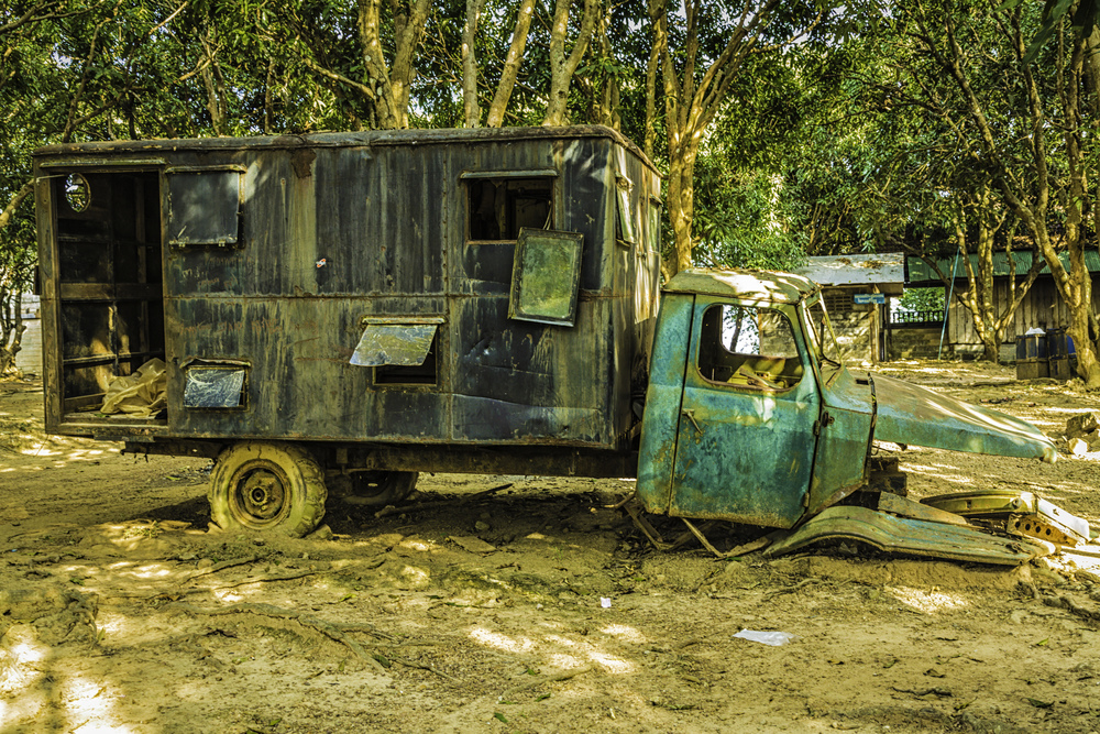 Mobile Radio Station of Pol Pot
