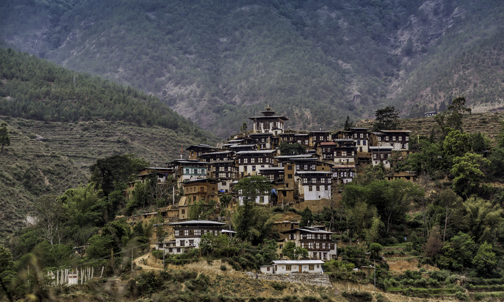 Bhutanese Outpost