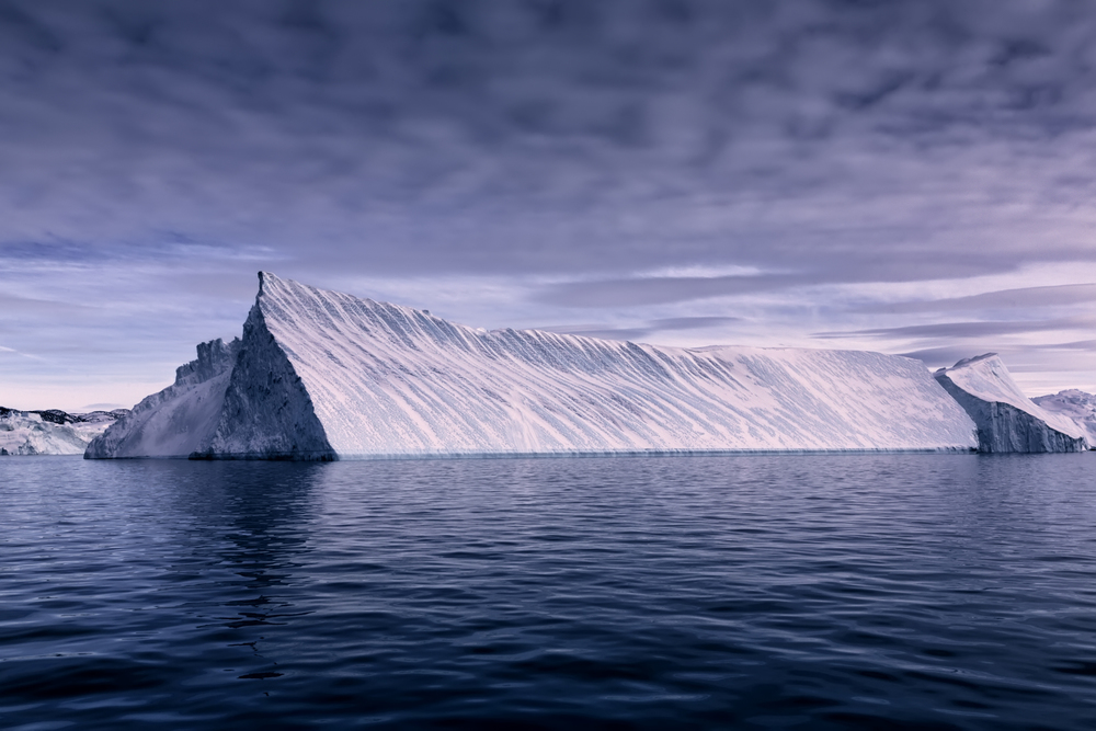 The Toblerone Iceberg