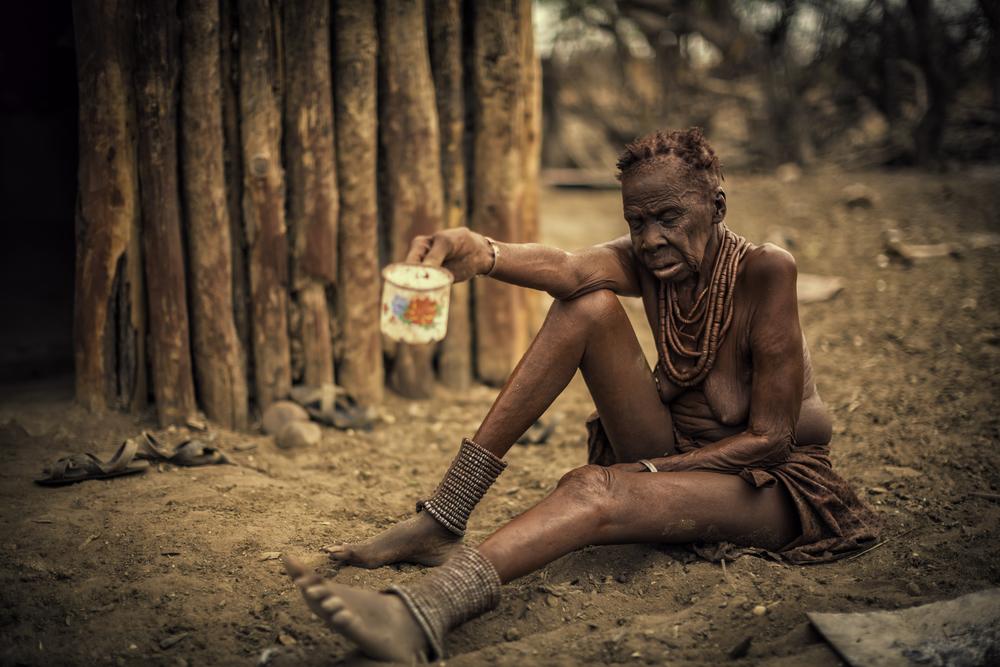 Elder Himba Woman