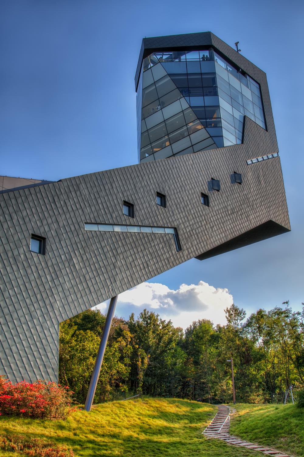 The IRIS Tower