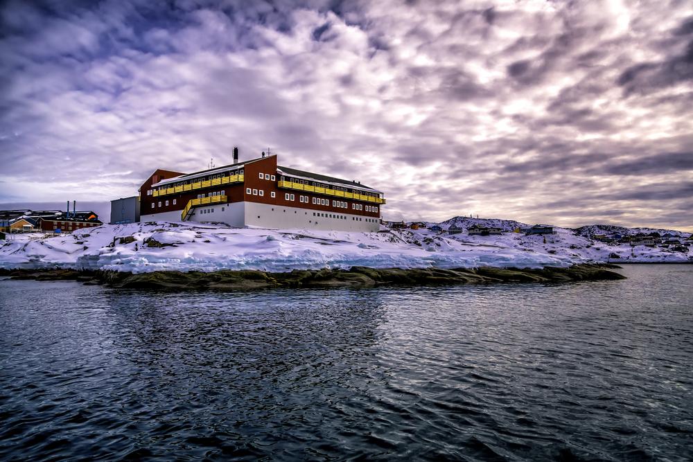 Ilulissat Hospital