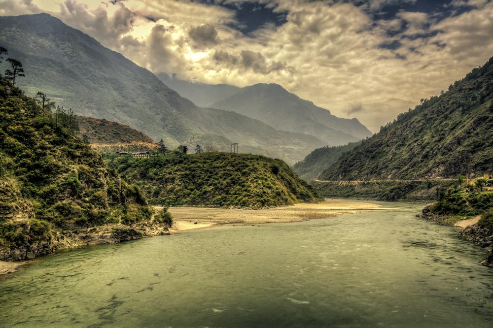 Puna Tsang Chu River