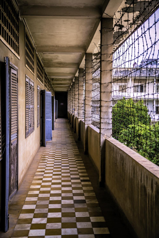 S-21 Hallway