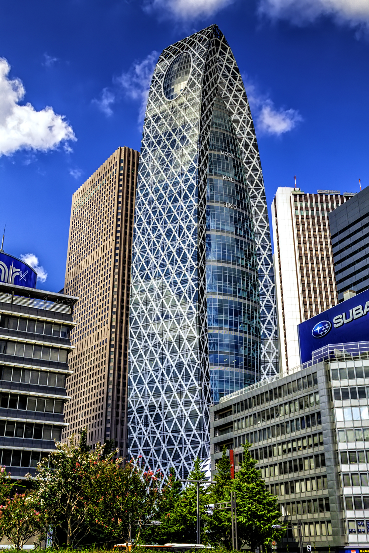 Mode Gakuen Cocoon Tower