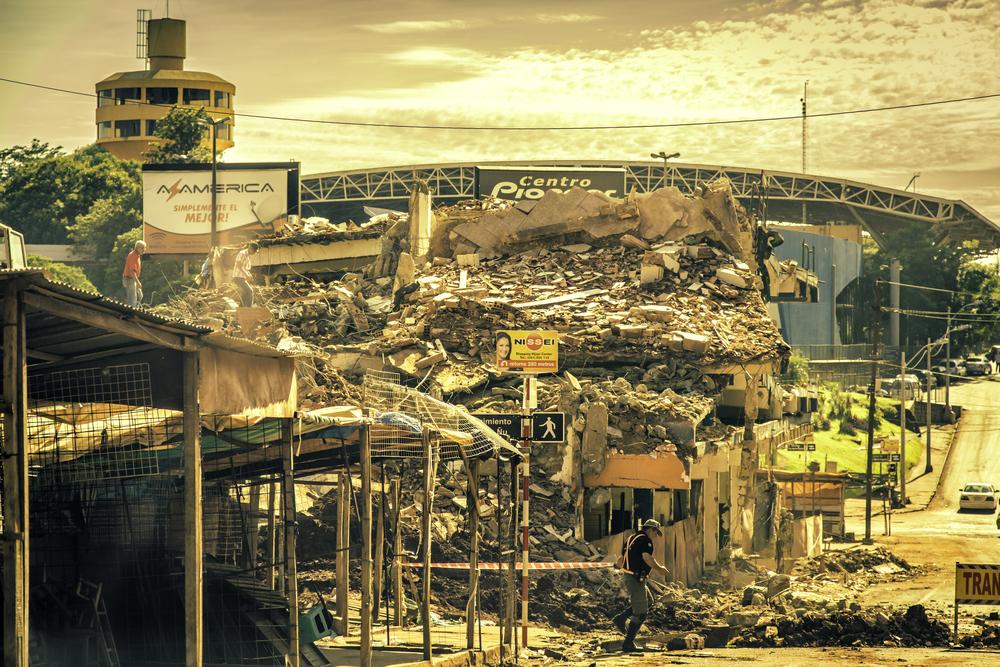 Remnants Of Ciudad del Este