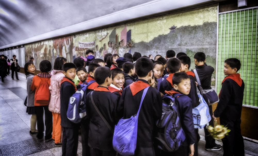The Subway Children Of North Korea