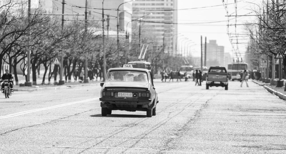Pyongyang Taxi