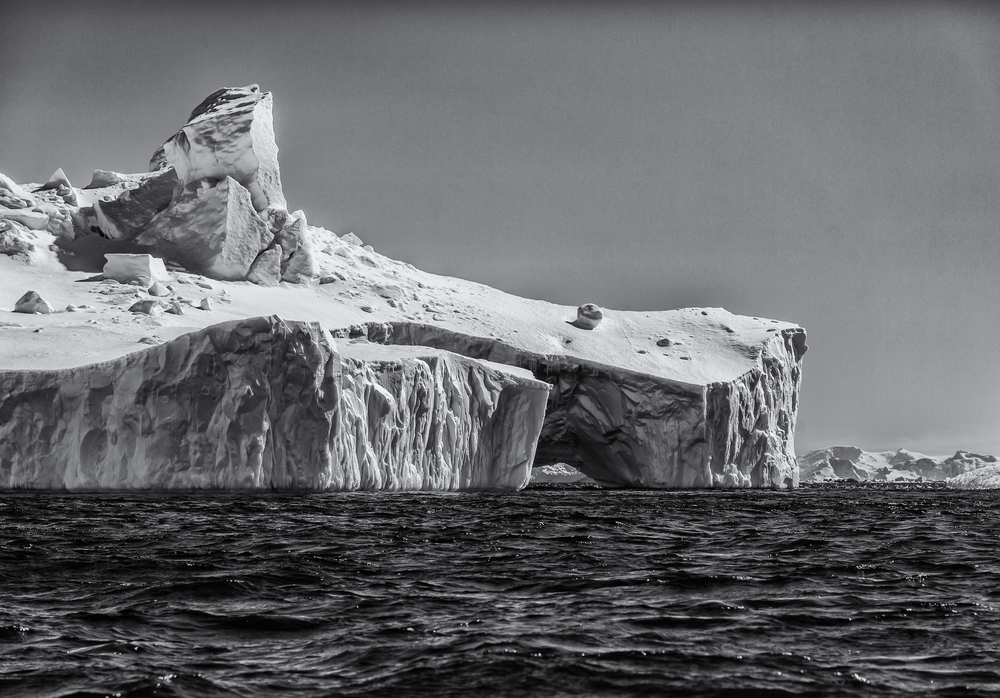 The Iceberg Of Curtiss Bay