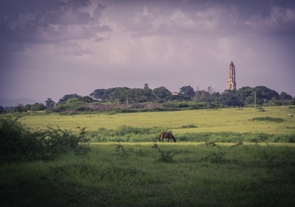 Valley of the Sugar Mills