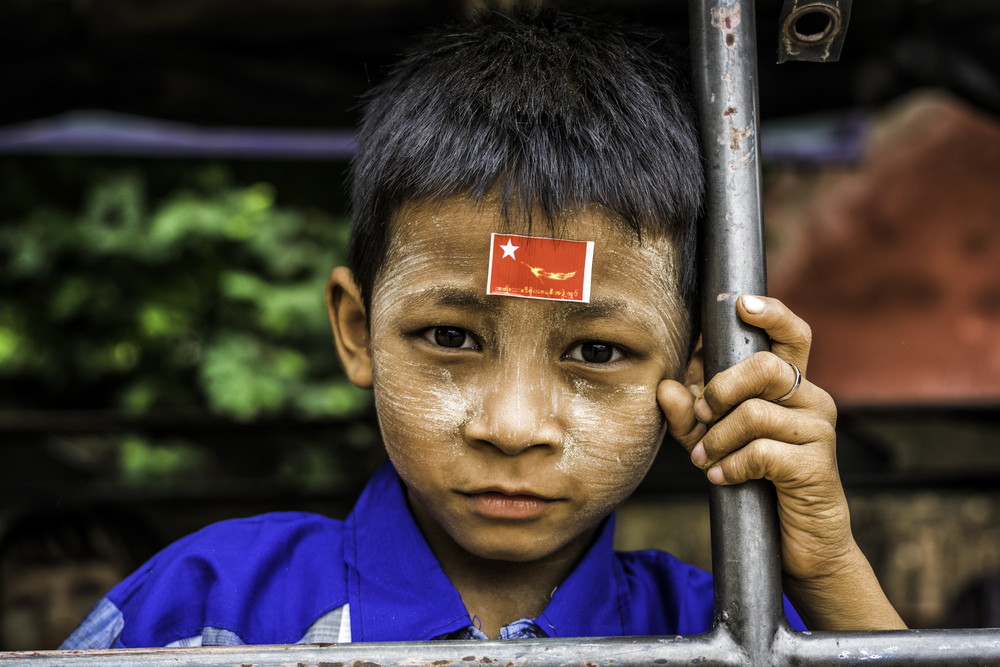 Faces of Burma Part 2