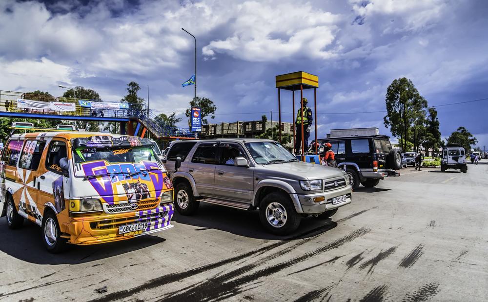 Traffic Control In Goma