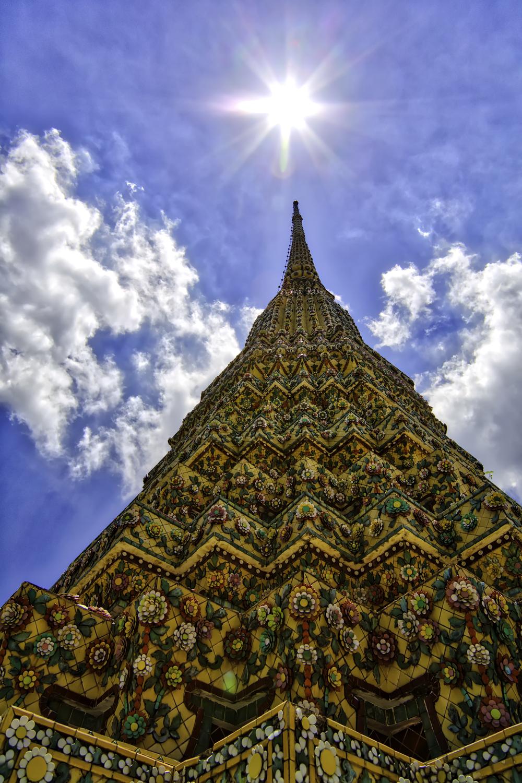 Phra Maha Chedi Si Ratchakan