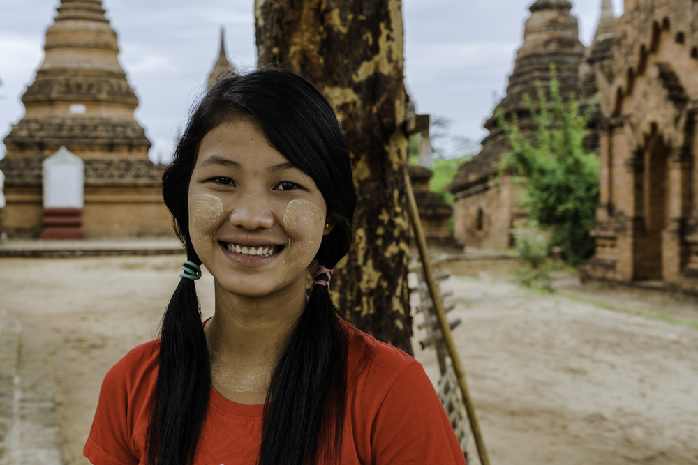 Faces of Burma Part 9