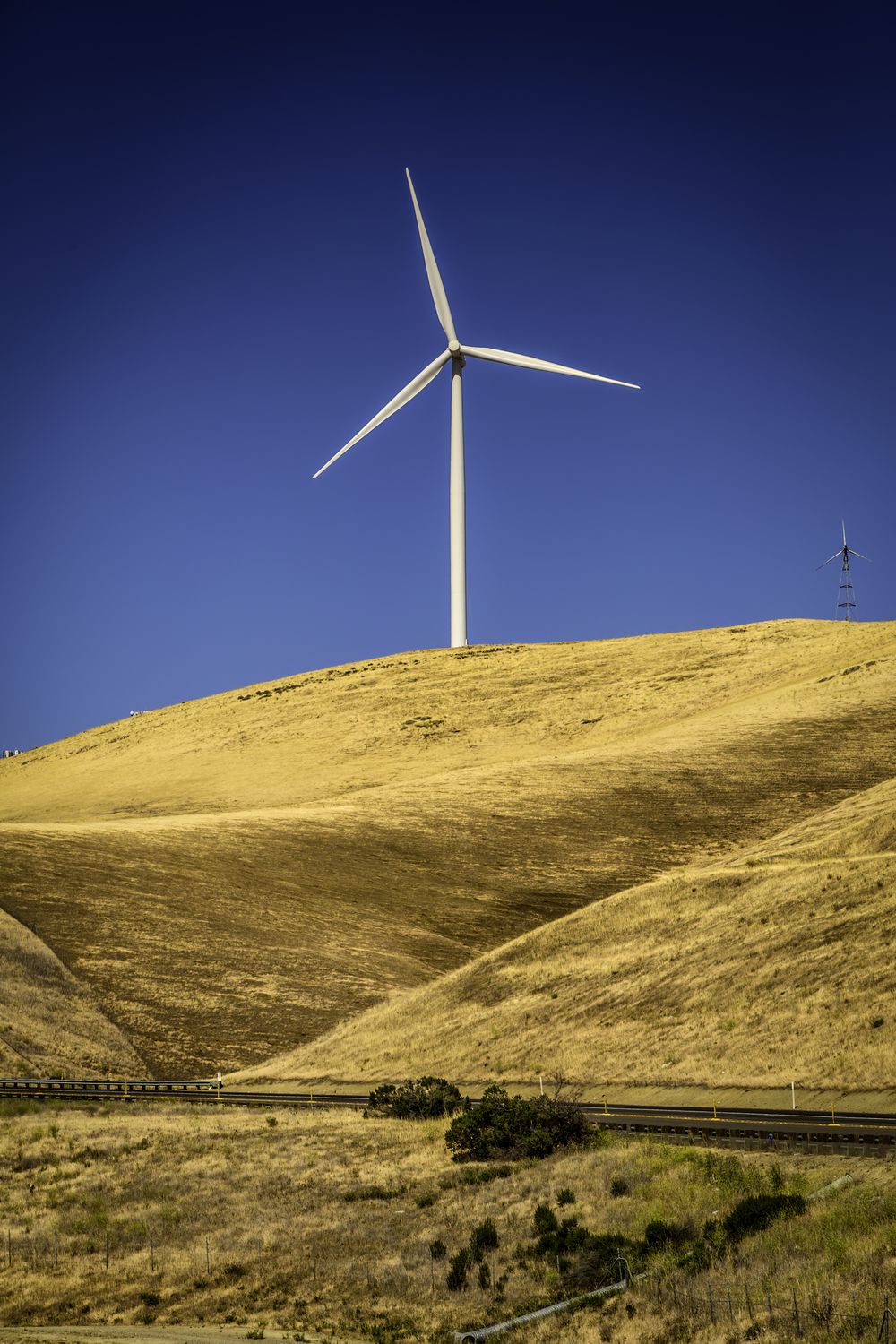 Altamont Pass Wind Turbine