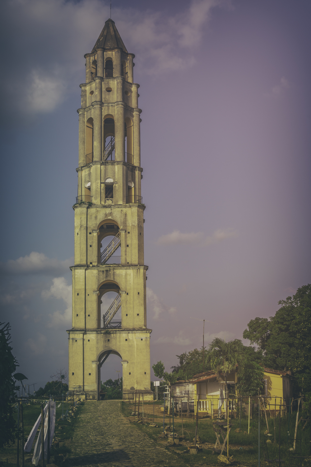 The Tower Of Manaca Iznaga