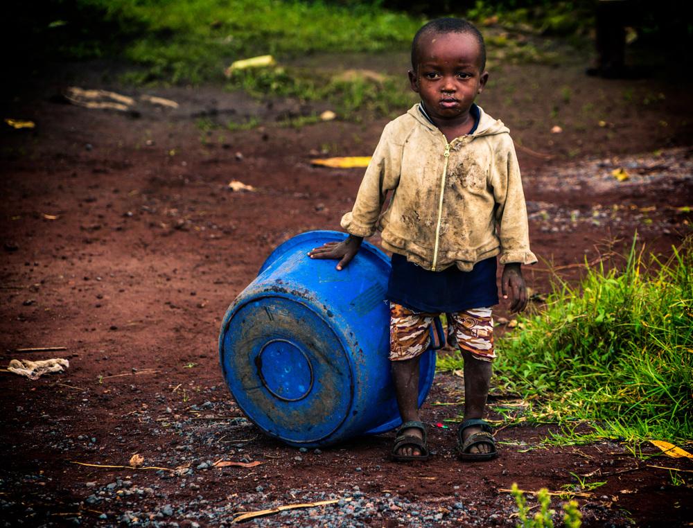 Kibati Village Boy