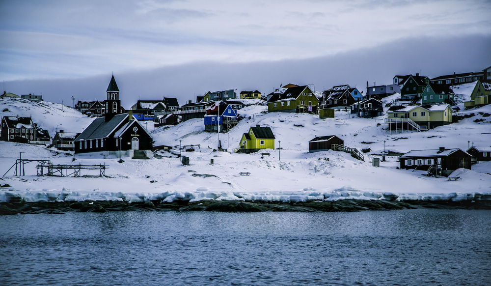 From The Waters Of Ilulissat