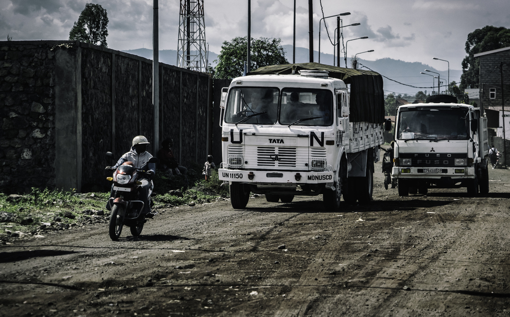 The UN Presence In Congo