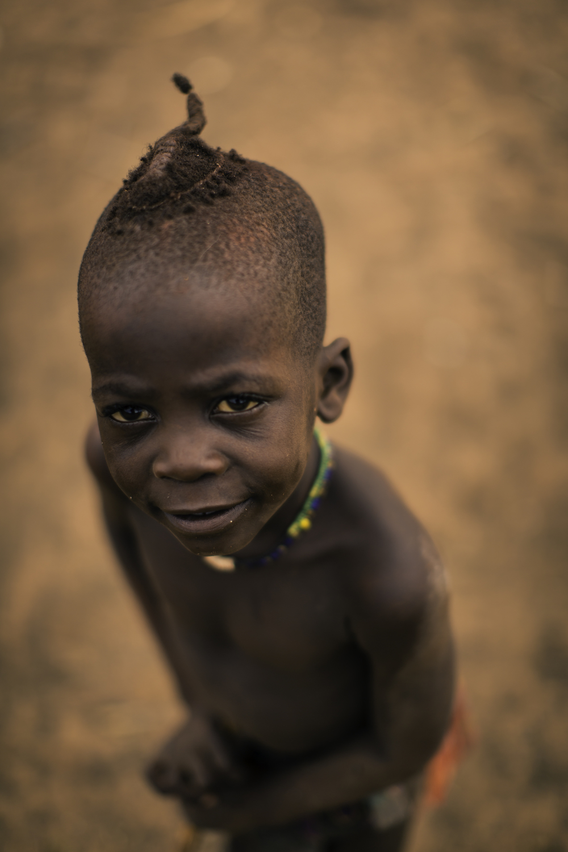 Young Himba Boy