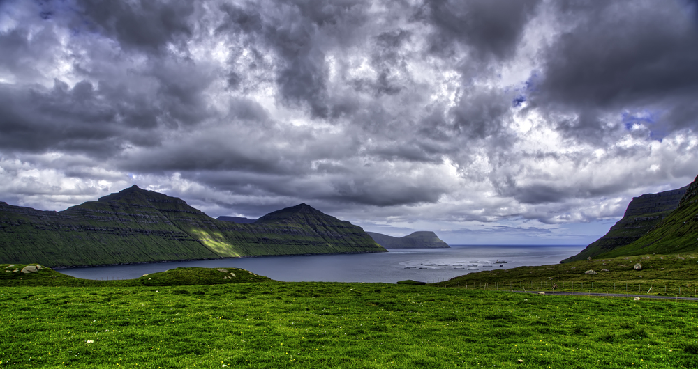 Road Trip Through The Faroe Islands