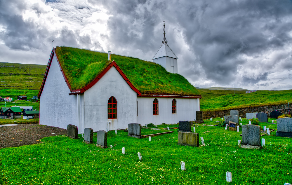Skalavik Turf Church