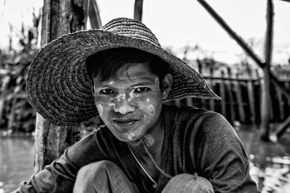 Faces of Burma Part 11
