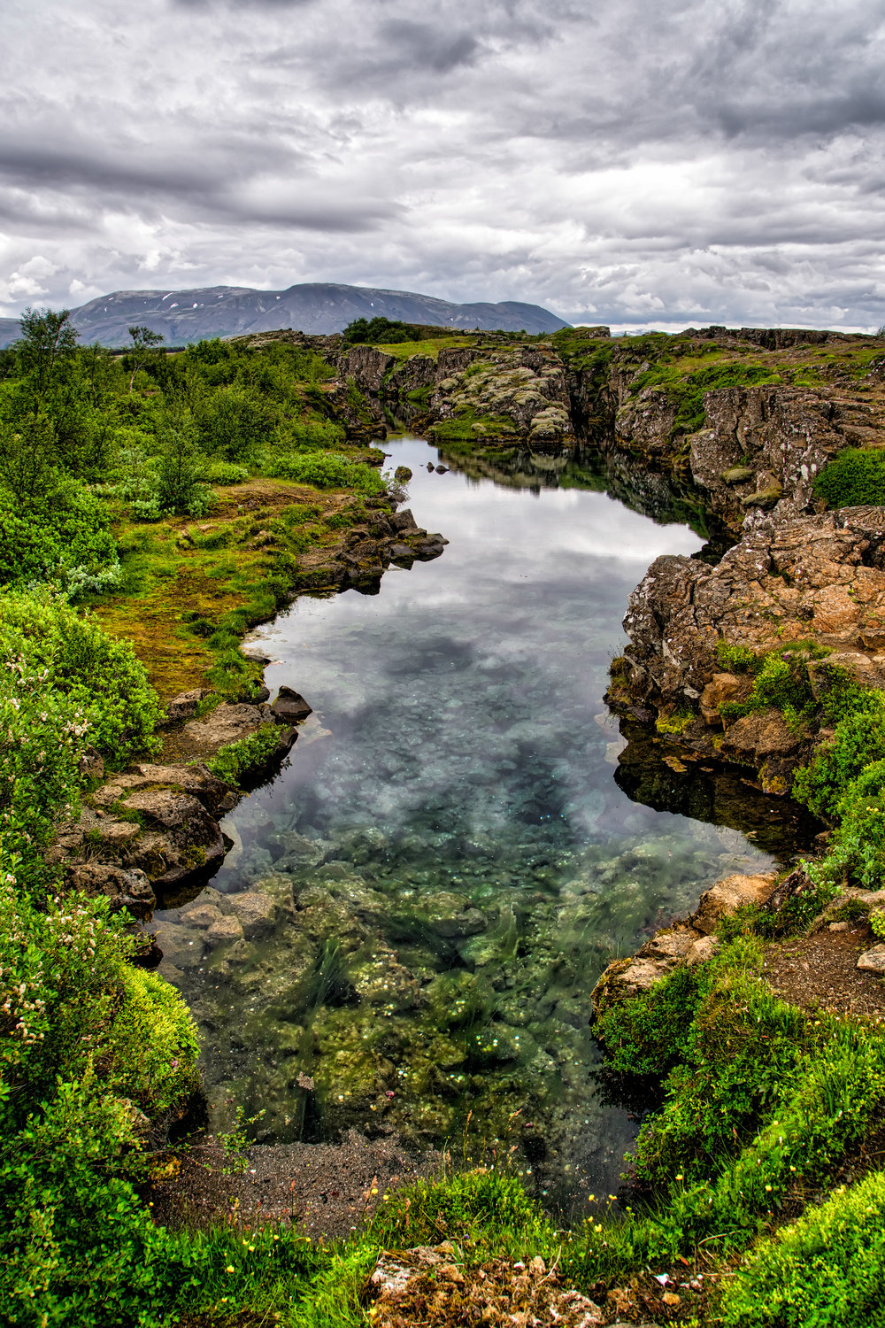Thinking About Thingvellir