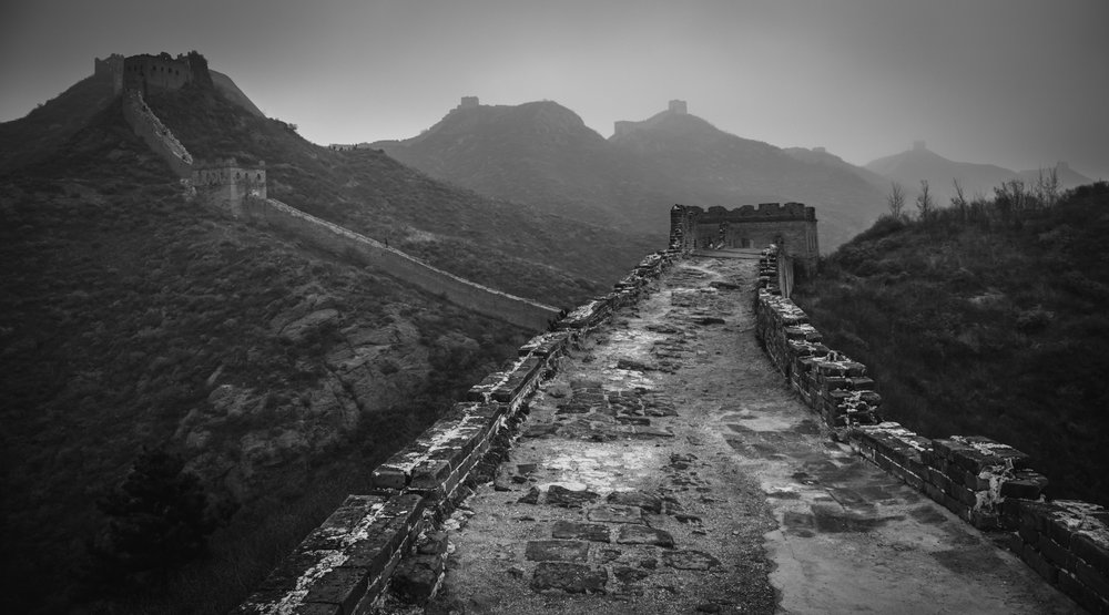 Simatai Great Wall, a UNESCO World Heritage Site