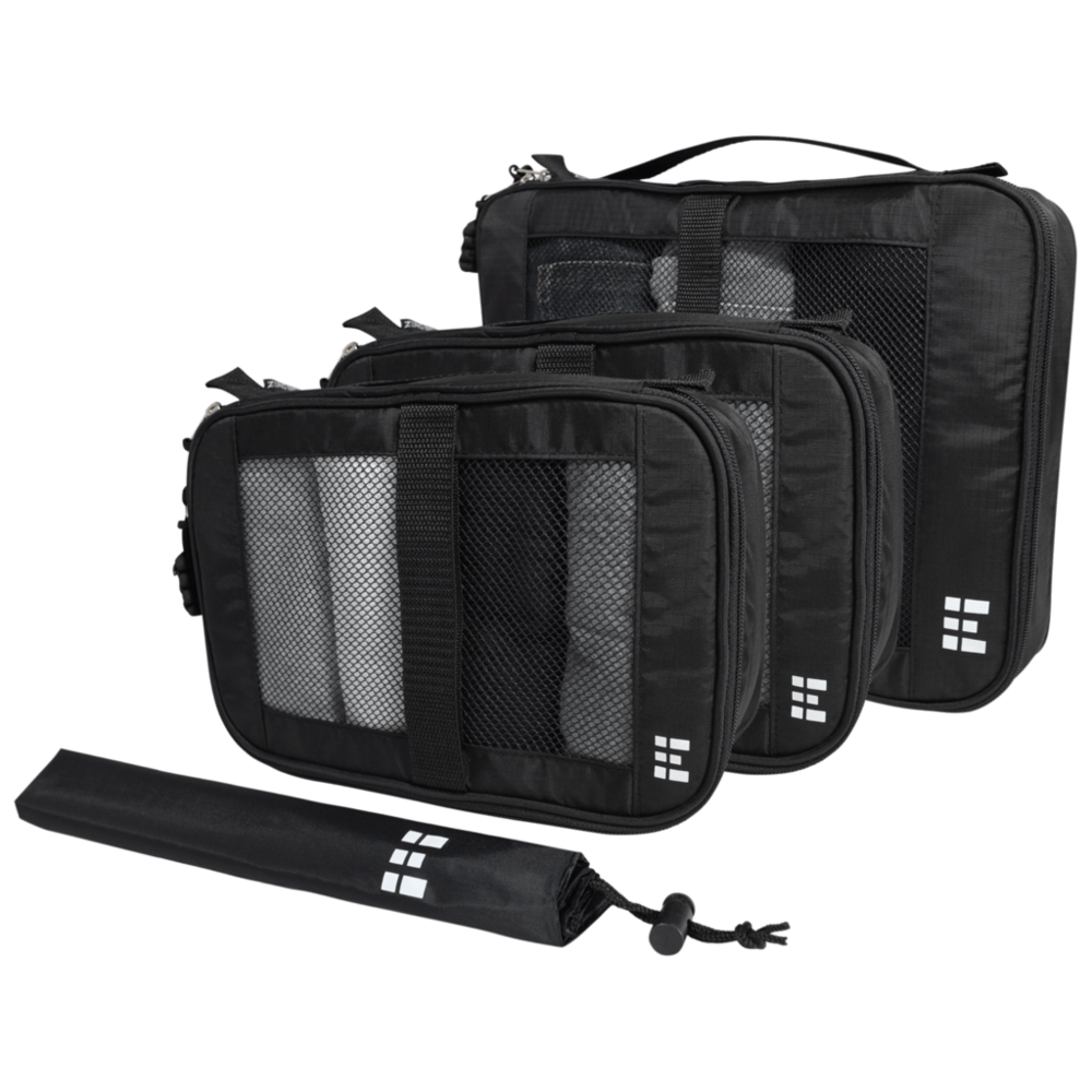 Compression Packing Cubes Set .  Source: zerogrid.com