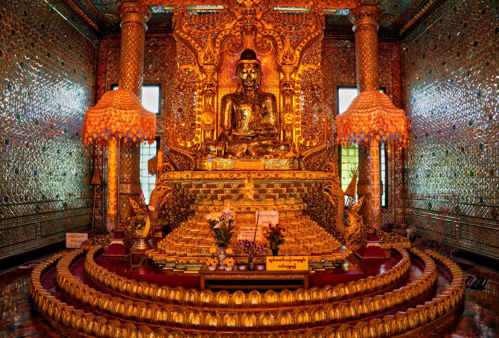 Nan Oo Buddha