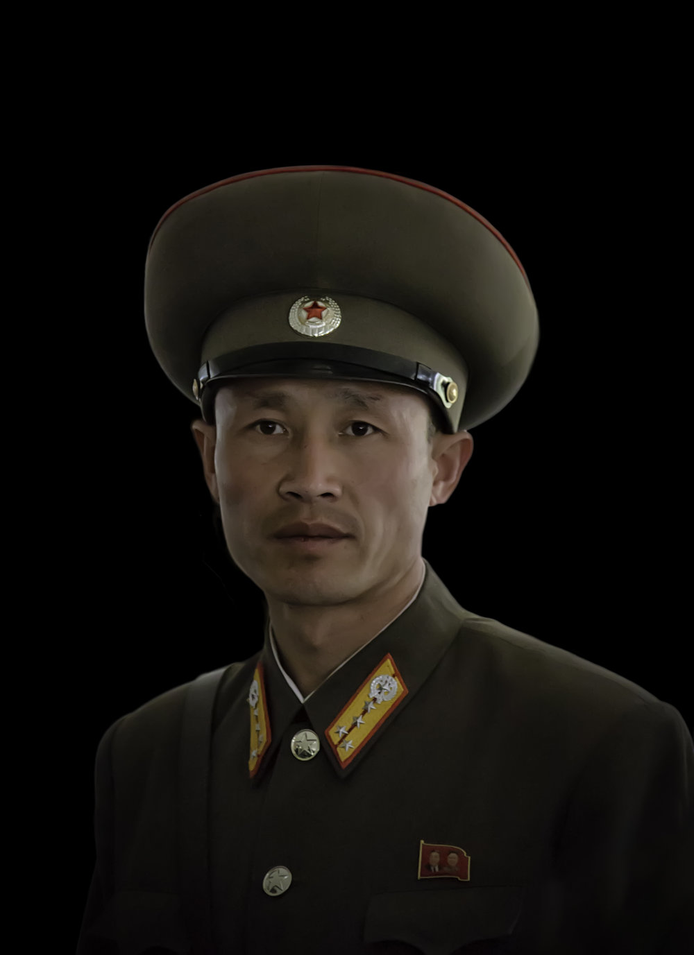 North Korean Senior Captain