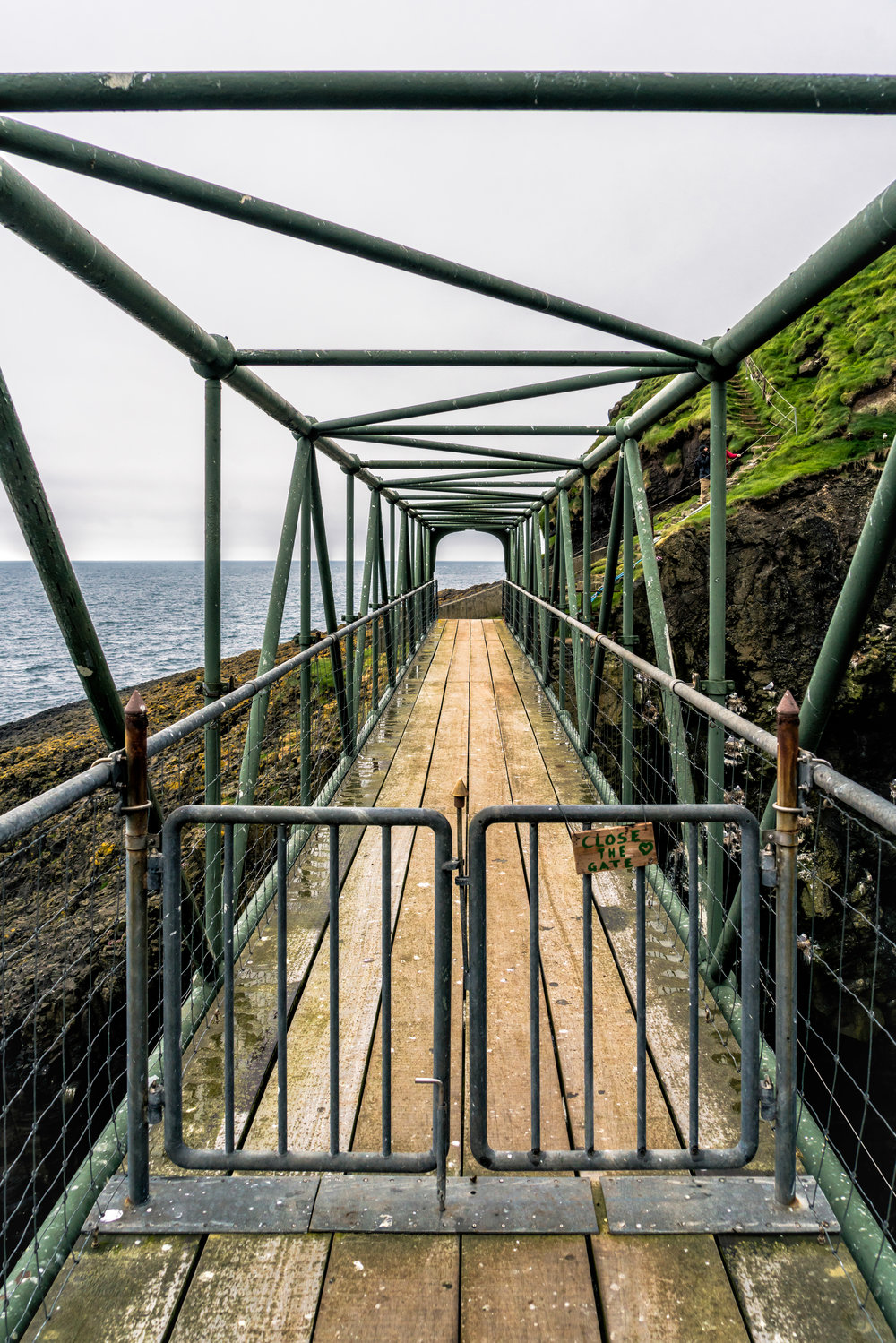 Crossing The North Atlantic Ocean