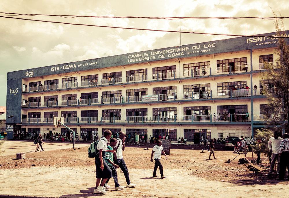 University Of Goma