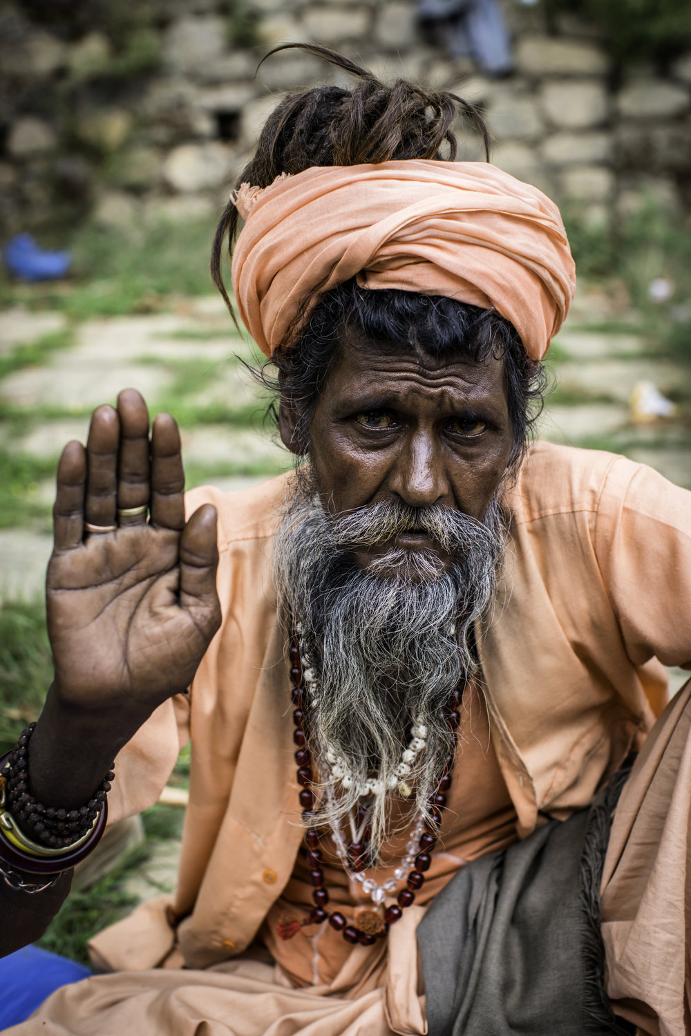 The Sadhus Of Nepal - 1