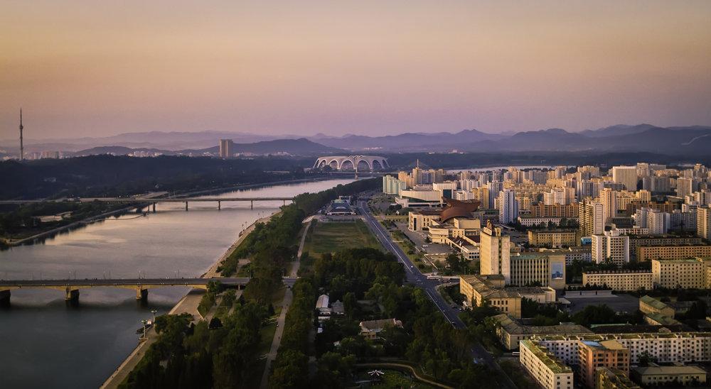 Pink Pyongyang